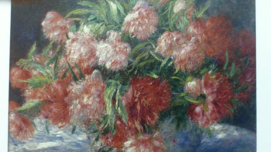 ルノワール 花